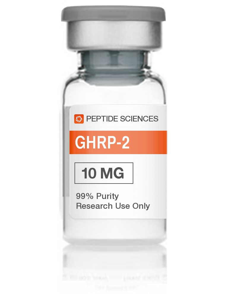 Buy GHRP-2, Growth Hormone Releasing Peptide 2