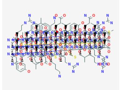 IGF1-DES Structure