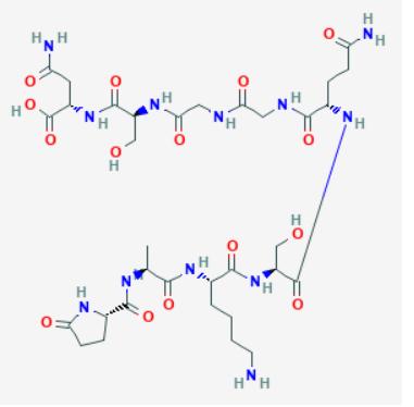 Thymalin Structure