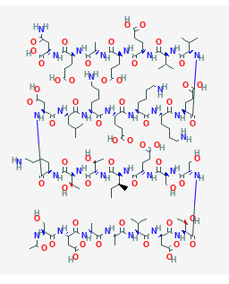 Thymosin Alpha-1 Structure